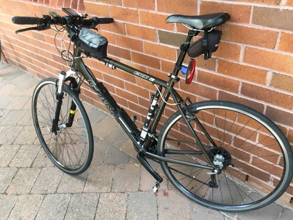 Uncle Bob's e-bike