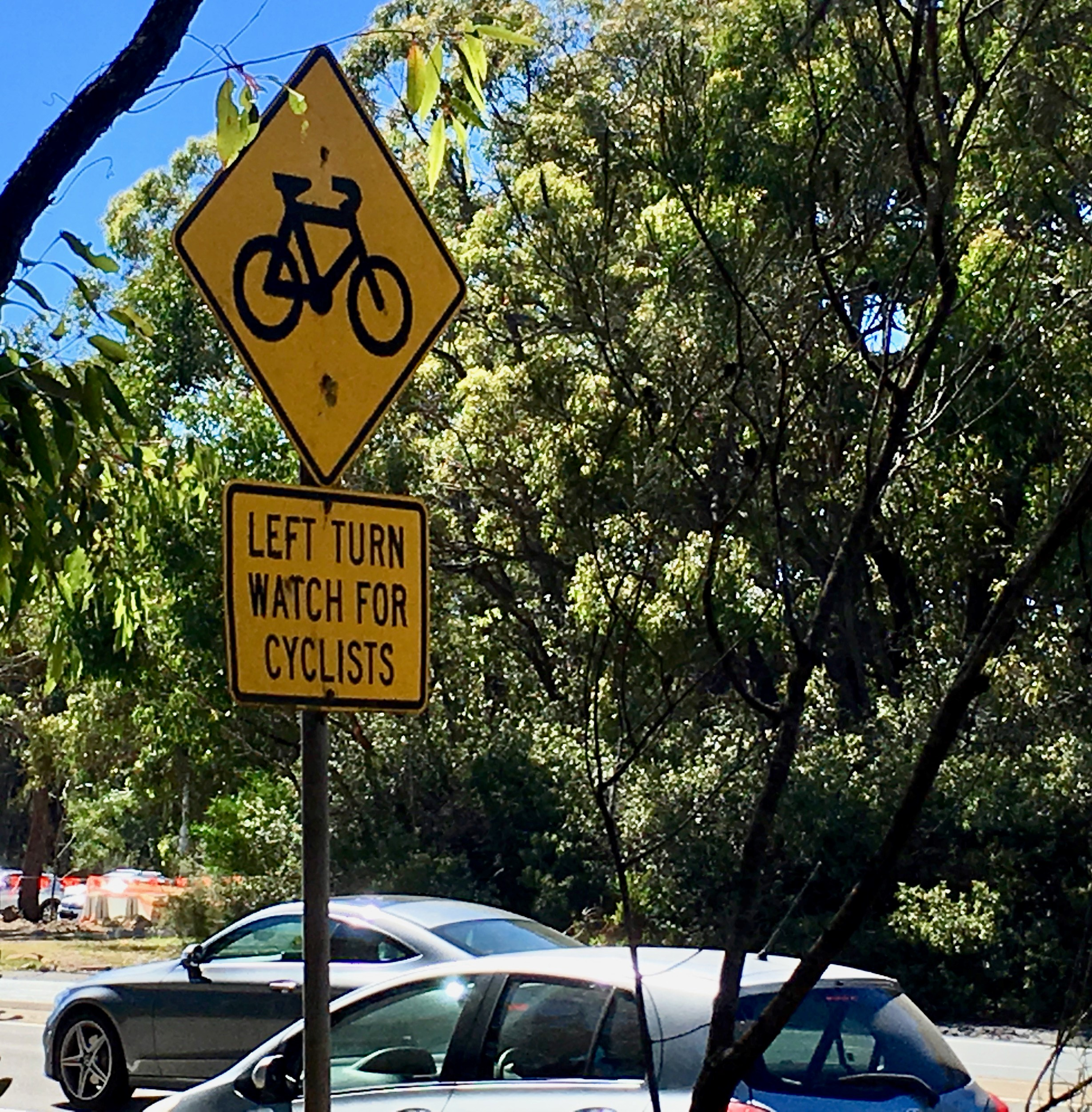left turnwatch for cyclists